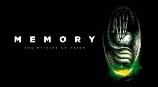 (C506) Ya tenemos el trailer oficial del documental: Memory: The Origins of Alien