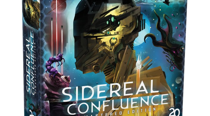 Coming Soon! Sidereal Confluence: Remastered Edition