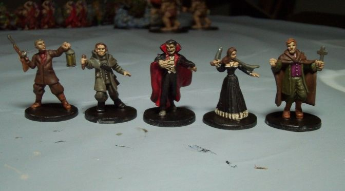 Wizkids: Fury of Dracula