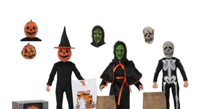 "Halloween 3: Season of the Witch – 8"" Scale Clothed Action Figure Set"