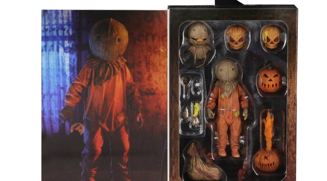 Ultimate Sam from Trick 'r Treat will be shipping date announce!