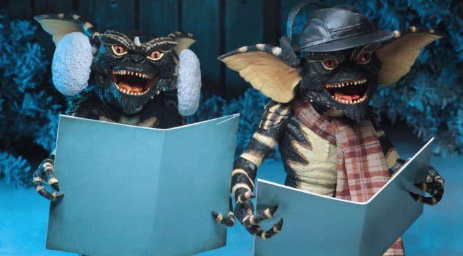 Now available in limited quantities Gremlins– 7″ Scale Action Figure – Christmas Carol 2-pack!