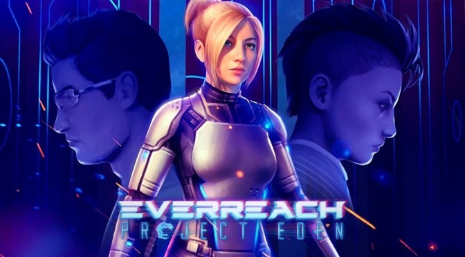 Introduce Yourself to Sci-Fi Exploration Adventure Everreach: Project Eden in New Trailer