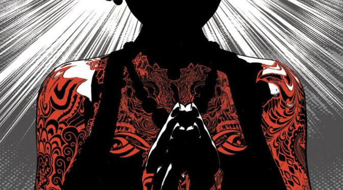 BRIAN HABERLIN & DAVID HINE'S THE MARKED RUSHED BACK TO PRINT THIS WEEK