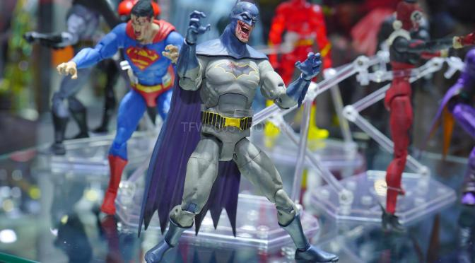 NYCC Reveals from DC: @toyshiz on the DCeased Essential Action Figures