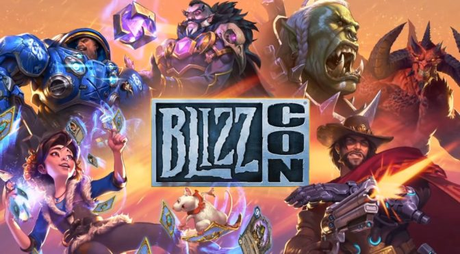 ¡BlizzCon sigue en pie!