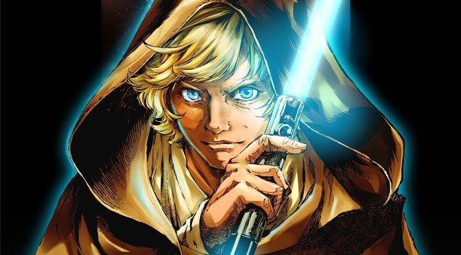 El manga Star Wars: The Legends of Luke Skywalker verá la luz a inicios de 2020