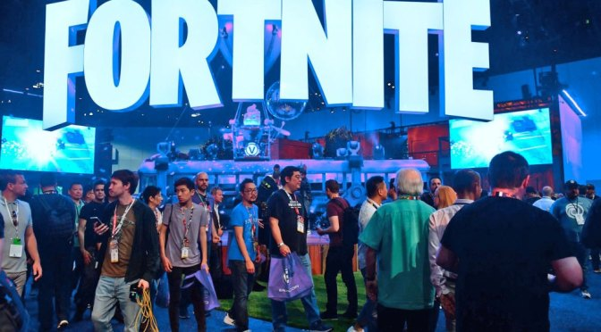 Esports universitarios llegan a ArGameShowForMe #Fortnite