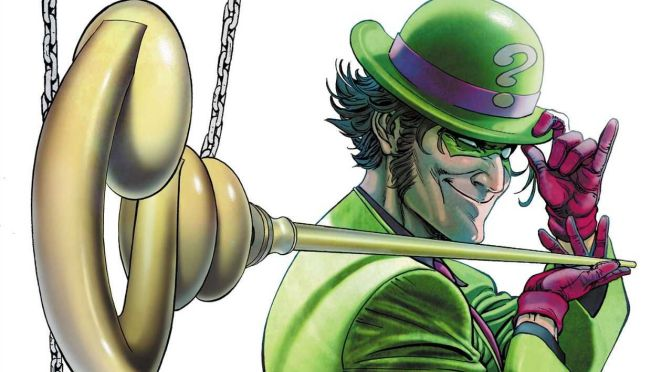 OFICIAL Paul Dano será The Riddler en The Batman