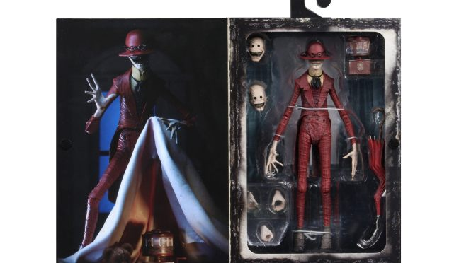 Behold, our Ultimate Crooked Man from The Conjuring Universe!