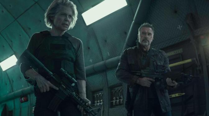 Terminator: Dark Fate | SPOILER Pod Review: The Thrill is Gone