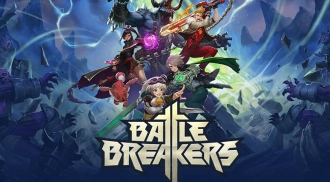Battle Breakers de Epic Games ya está disponible para móviles y PC