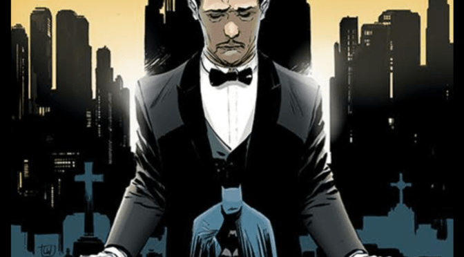 DC anuncia Batman: Pennyworth Rip #1