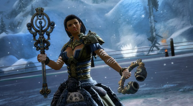 "Guild Wars 2: The Icebrood Saga Episode One, ""Whisper in the Dark,"" Out Now"