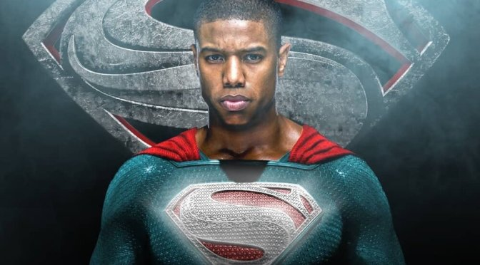 Confirmado: Michael B Jordan se reunió con Warner Bros para interpretar a Superman