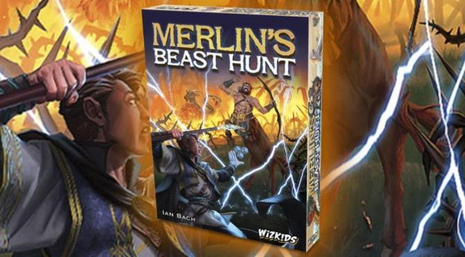 Merlin's Beast Hunt, Available Now!