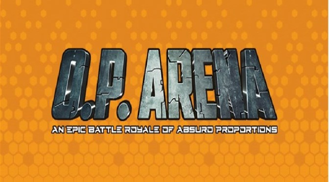 O.P. Arena, coming soon!