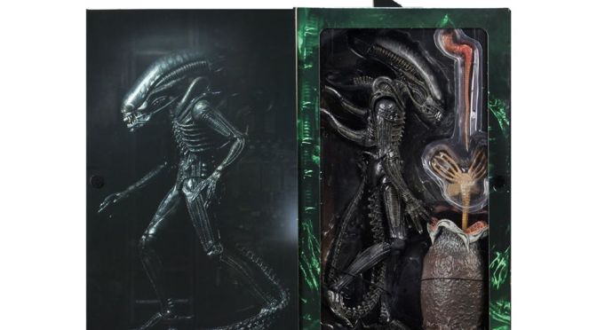 Get ready for the Ultimate Big Chap from Alien