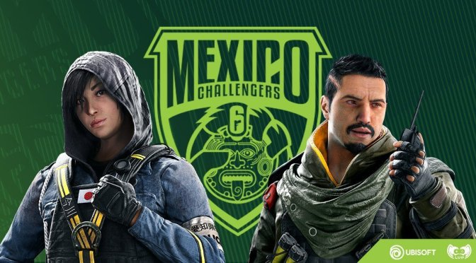 Synergy-Met logra su pase a playoffs del torneo Mexico Challengers de Rainbow Six Siege
