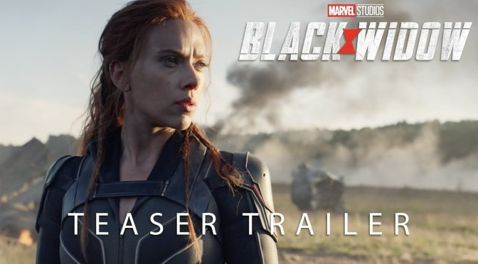 Teaser trailer de Black Widow es liberado