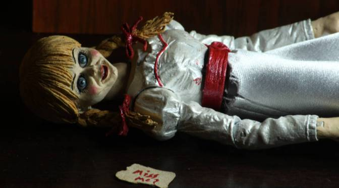 NECA Ultimate Annabelle 7″ Action Figure from The Conjuring will be shipping out in February