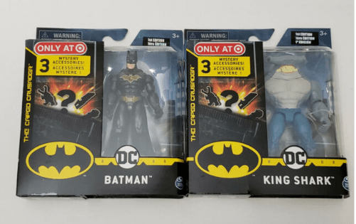 ActionFigureInsider.com: Target Holding Back on Spinmaster Batman Exclusives