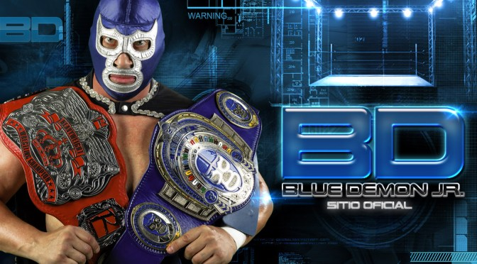 Blue Demon Jr. tendrá una serie con Disney Channel