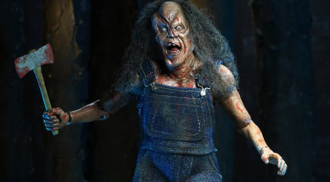 "NECA: Hatchet – 8"" Clothed Action Figure – Victor Crowley"