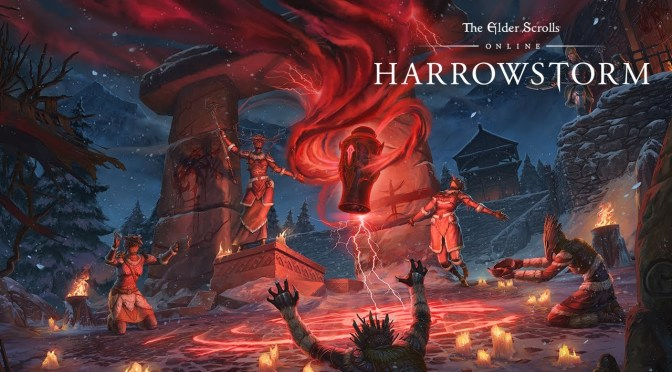 The Elder Scrolls Online: Harrowstorm disponible en PC/Mac