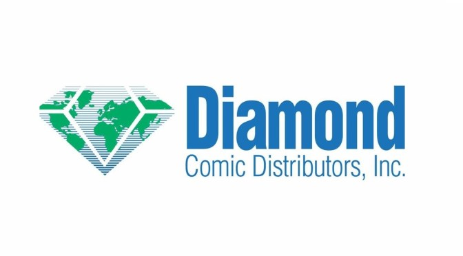 Diamond Comic Distributors suspende de manera temporal sus envíos de comics