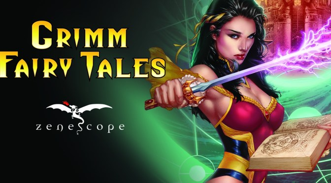 Lets talk about Zenescope Entertainment and how to contact them