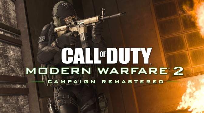 Call of Duty: Modern Warfare 2 Campaign Remastered, ¡A las armas!