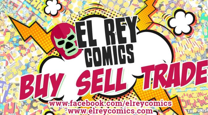 Peach Momoko and El Rey Comics team up to bring us new exclusive covers