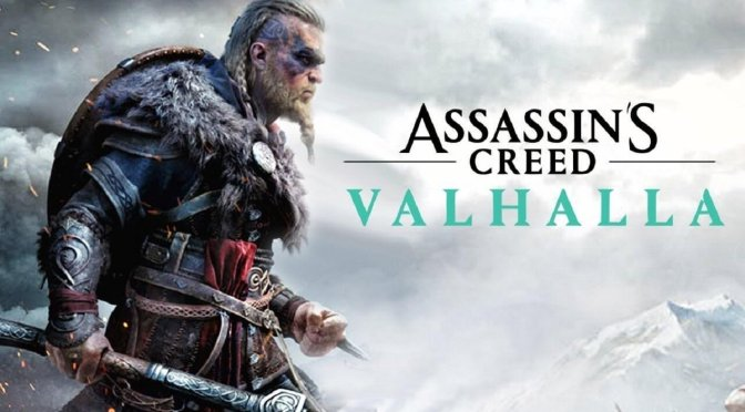 ASSASSIN'S CREED VALHALLA ESTRENA EL PRIMER VISTAZO A SU GAMEPLAY