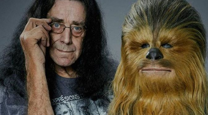 (C506) Star Wars Day:  Peter Mayhew y Chewbacca