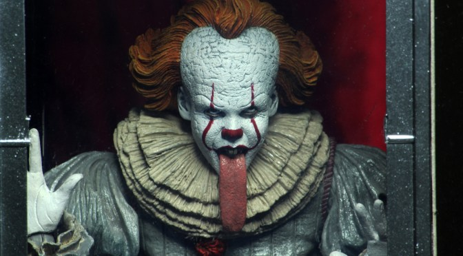 The IT Movie Chapter 2 – 7″ Scale Action Figure – Ultimate Pennywise is now available