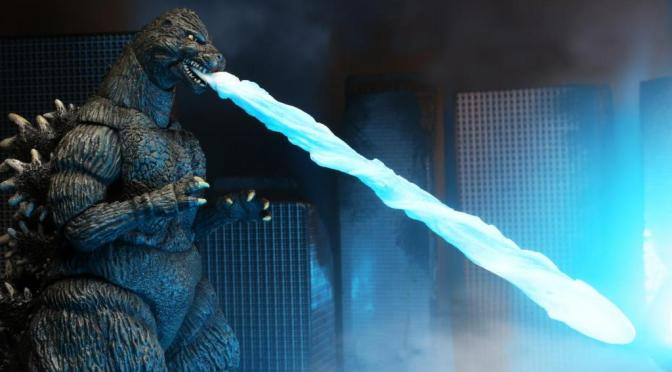 The 12″ Head-to-Tail 1989 Godzilla will be shipping out  soon