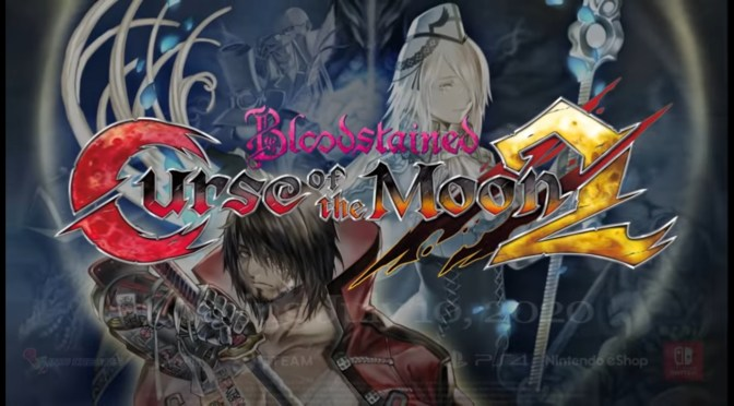 (C506)¡Anuncian Bloodstained Curse of the Moon 2 y su fecha de estreno!