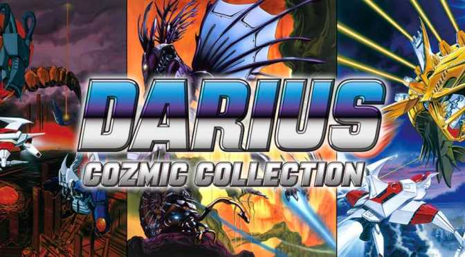 Two TAITO Darius Cozmic Collections – PS4/Switch lands 16th June