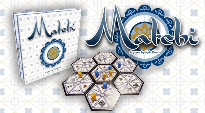 Discover Matchi, a fun board game with a unique style
