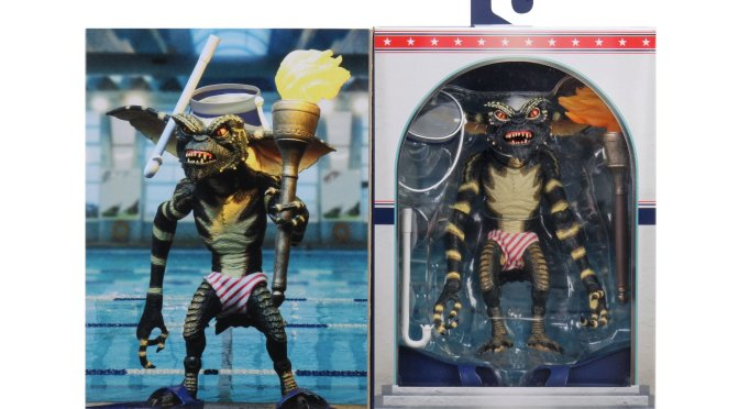 "Gremlins – 7"" Scale Action Figure – Ultimate Summer Games Gremlin (SDCC 2020)"