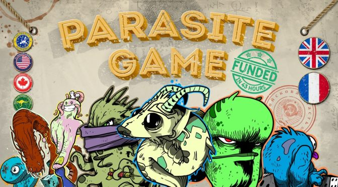 Discover Parasite Game, the game with a million possibilities