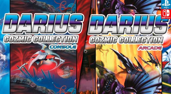 (C506) En Reseña: Darius Cozmic Collection Console – Darius Cozmic Collection Arcade
