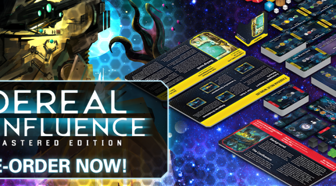 PRE-ORDER SIDEREAL CONFLUENCE REMASTERED!
