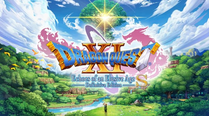 EL NUEVO TRAILER DE DRAGON QUEST XI S: ECHOES OF AN ELUSIVE AGE – DEFINITIVE EDITION
