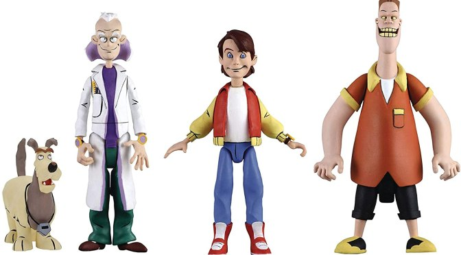 The Toony Back To The Future figures are finally packed up and shipping out soon