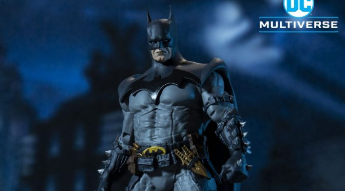 DC Multiverse Batman Figure by Todd McFarlane Revealed!