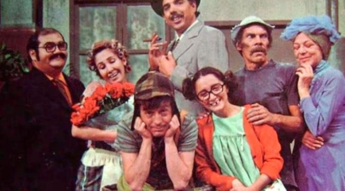 (C506) Chespirito deja nuestras pantallas. Sale totalmente del aire a nivel global