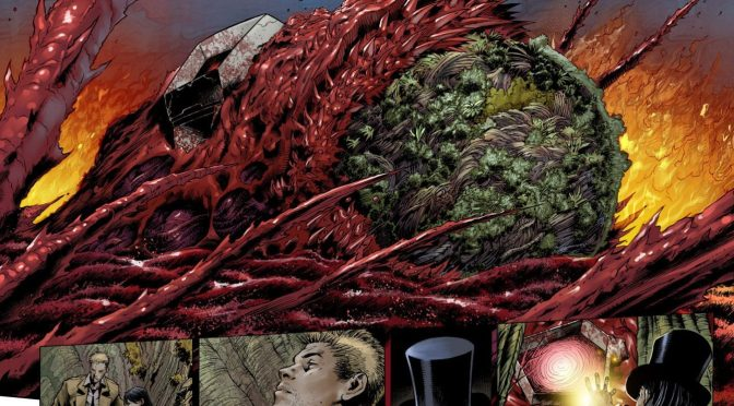 First Look – DCeased: Dead Planet #3
