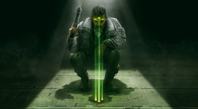 SAM FISHER SE UNE AL EQUIPO RAINBOW